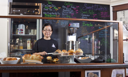 Sweet Claire: For Buns, Breads & Lunch (See Photo Gallery)