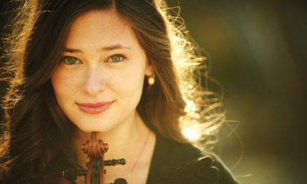Ariel Horowitz: Young B-town Violinist Competes in China (Video)