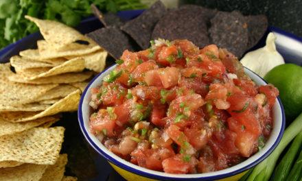 Award-Winning Salsa Recipes: Cooked Salsa
