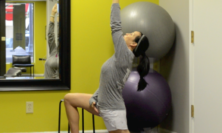 Weekly Exercise: Hip Flexor Stretch