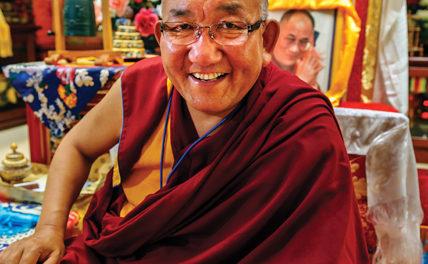 Arjia Rinpoche: High Lama