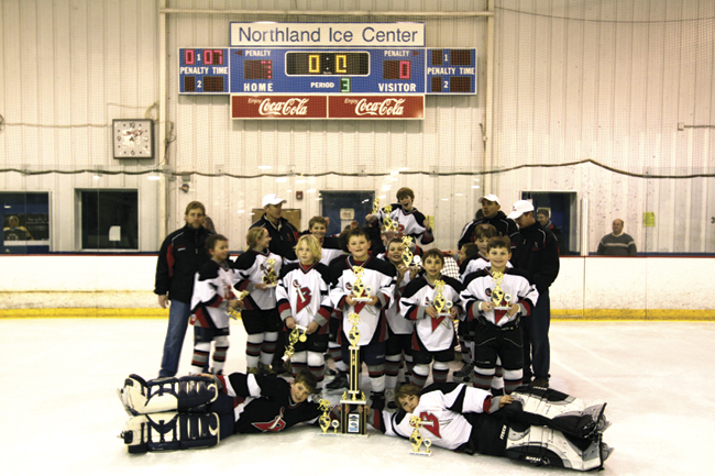 Bloomington Blades Hockey: A Kids Sport That Gets  The Whole Family Involved