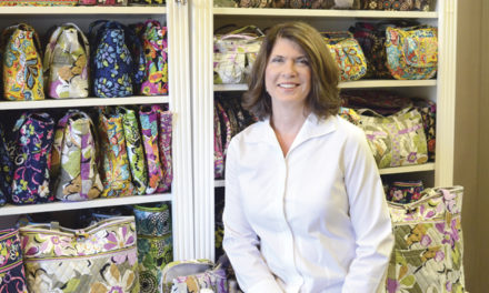 Vera Bradley Fashions Now Available at Two B-town Shops