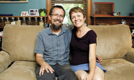 Bloomington Couple Walk Fabled Way of St. James