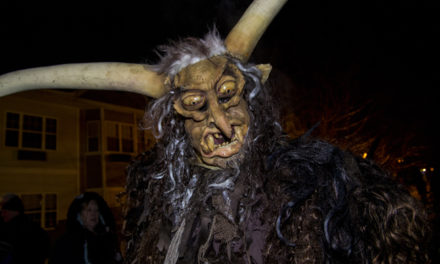 Krampus Come to Bloomington