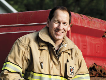 Man Leads Double Life as Firefighter and Pet Sitter