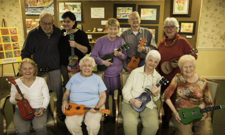 Bell Trace's Ukulele Club: Making Music Just for Fun (Photo Gallery)