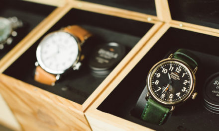 Direct from Detroit: Shinola Watches at Andrew Davis