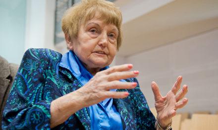 Holocaust Survivor Eva Kor (1934-2019): A Woman of Peace and Forgiveness