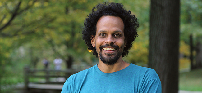 IU Poet Ross Gay Receives National Book Award Recognition