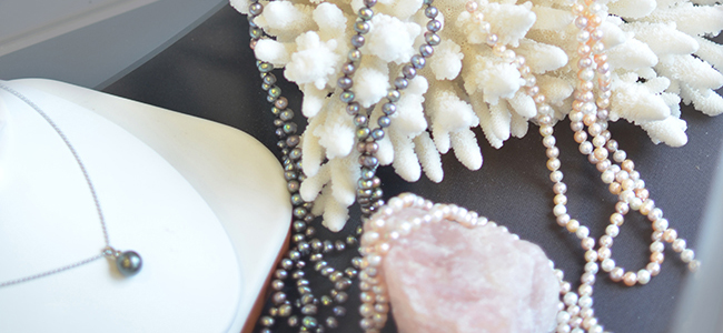 Tivoli Fashions and Jewelry: A Marriage of Apparel and Pearls