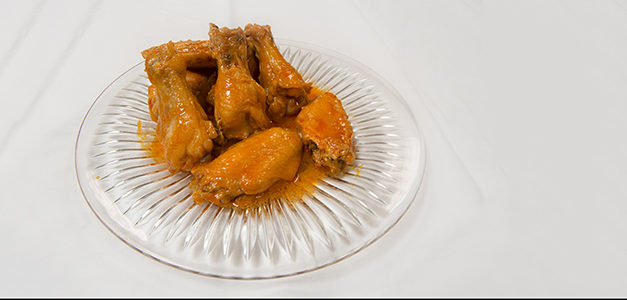 Recipe of the Month: Wings at Home