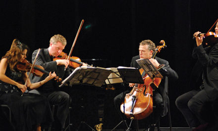 Pacifica Quartet: Valued Mentors at Music School, Renowned Musicians Worldwide