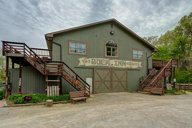 The Buck Inn at Rawhide Ranch. Photo by James Kellar