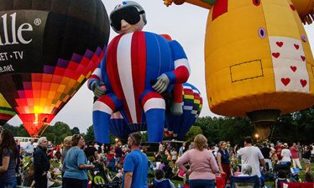 September Is Festival Month in Bloomington