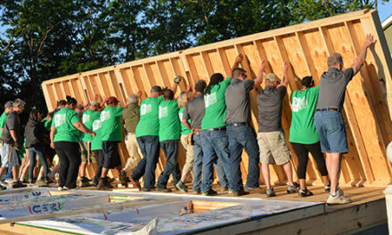 Builder Community & Habitat Unite to Give Low-Income Families New Homes
