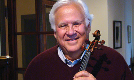 Jerry Horner: Helping Chamber Musicians Around the World