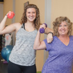 Young Women Can Work Out for Free at B-town Jazzercise