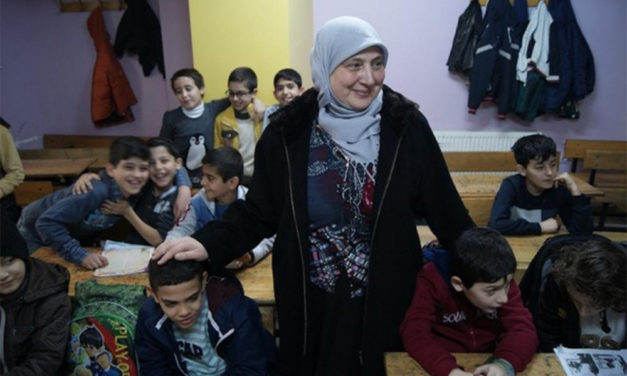Bloomington Helping to Educate Syrian Refugee Children Stuck in Turkey