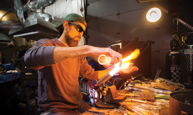 Watch as They Work at Volta Glass Studio (PHOTO GALLERY)