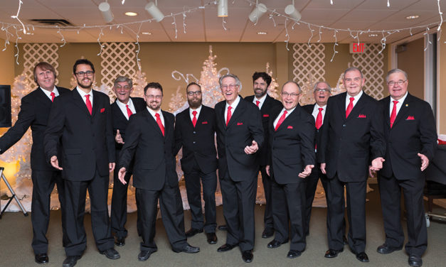 Sounds of Indiana Barbershop Singing Lives On!