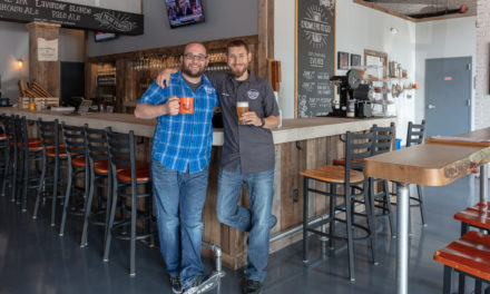 Switchyard Brewing: Open for Business (at last!)