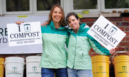 Green Camino—An Easy Way to Start Composting