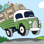 The Many Ways Our Food Bank Gathers Produce for the Hungry