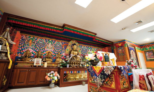 Buddhist Cultural Center Celebrates 40 Years Here