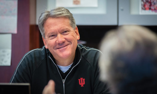 Athletic Director Fred Glass Looks Back On Ten Years at the Helm of IU Sports