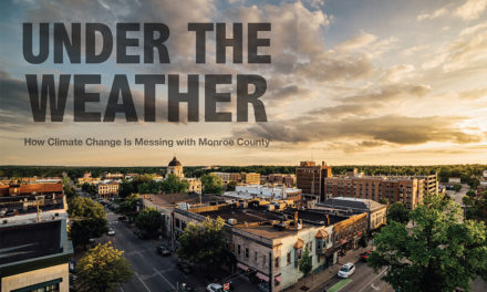 Under the Weather: How Climate Change is Messing with Monroe County