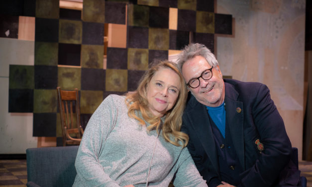 Priscilla Barnes: Star of TV and Film Performing in B-town
