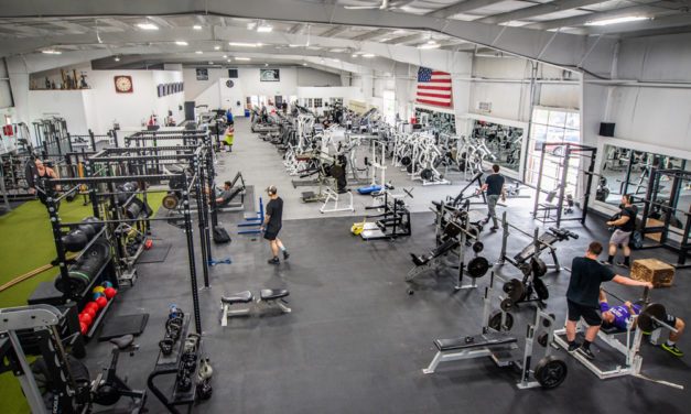 Big Fitness Facilities Offer Something for Everyone