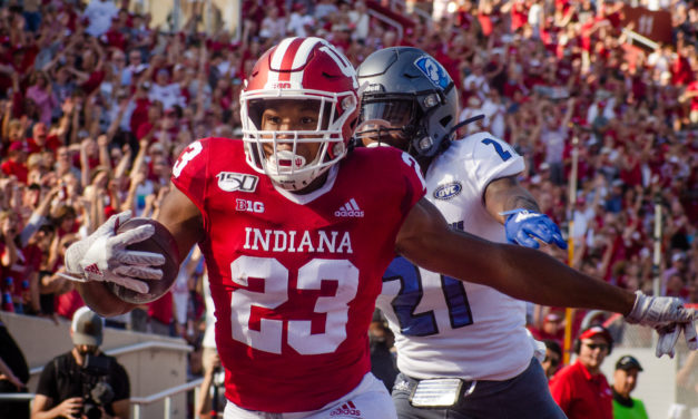Indiana Dominates Eastern Illinois in 52-0 Win (Photo Gallery)