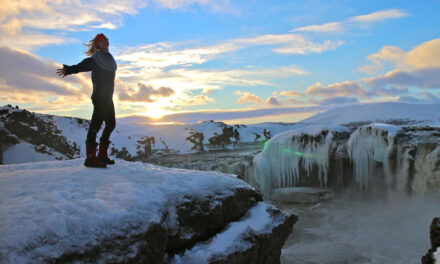 Globe-Trotting with Brooke Bierhaus: Exotic Food, Teas & Clothes That Can Keep You Warm