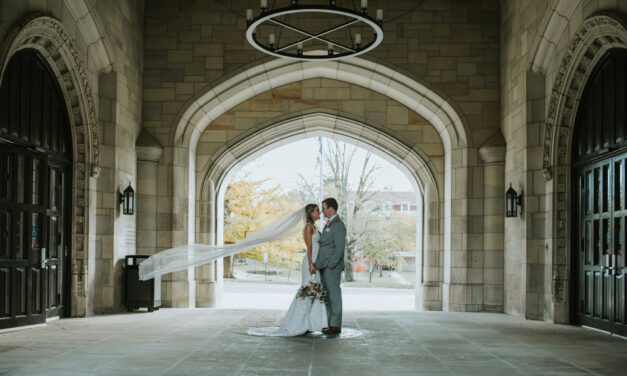 14th Annual Wedding Guide: An IU Love Story