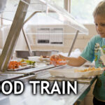 Community Food Train Offers Monroe County Students Free Meals