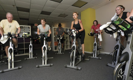 Spinning Anyone? A New Fitness Regimen Comes to Town
