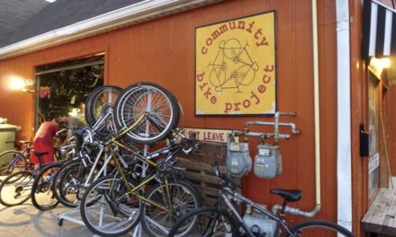 Bike Project Offers Help and Free Bikes