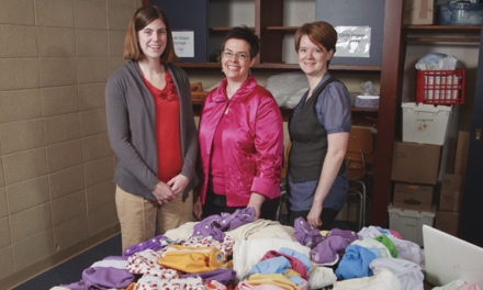 A Cloth Diaper Program Saves Money and Landfill