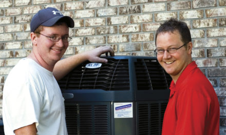 Commercial Service: For 65 Years Keeping B-town Warm and Cool