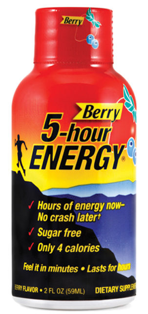 Is Taking 5-Hour Energy Good (or Bad) for You?