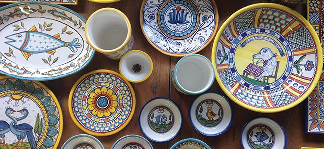 Susan Snyder: Master of Maiolica Pottery