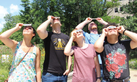 Get Out Your Pin-Hole Boxes: It's Time to Watch an Eclipse!