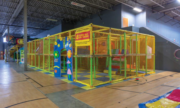 The Warehouse Offers Play Space for Kids of All Ages (Photo Gallery)