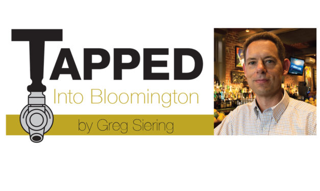 Tapped Into Bloomington: Explore Beers that Are Bourbon Barrel-Aged