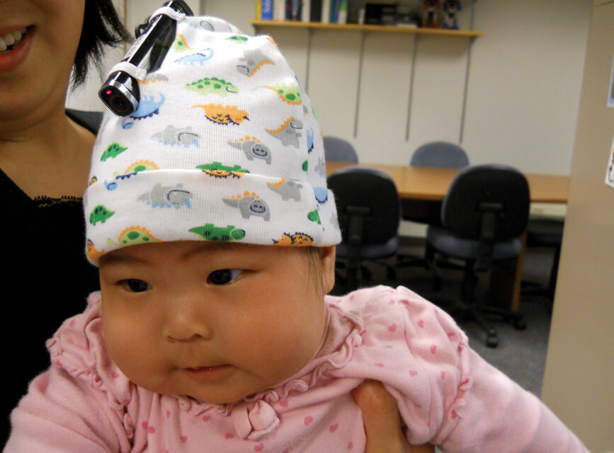We Can Learn a Lot from Babies: IU Research Is Leading the Way (PHOTO GALLERY)