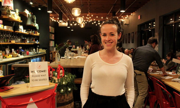 Servers and Bartenders Perform At Cardinal Spirits' Tipple and Tune