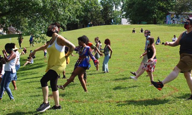 Bloomington Celebrates Juneteenth at Rev. Butler Park (Photo Gallery)