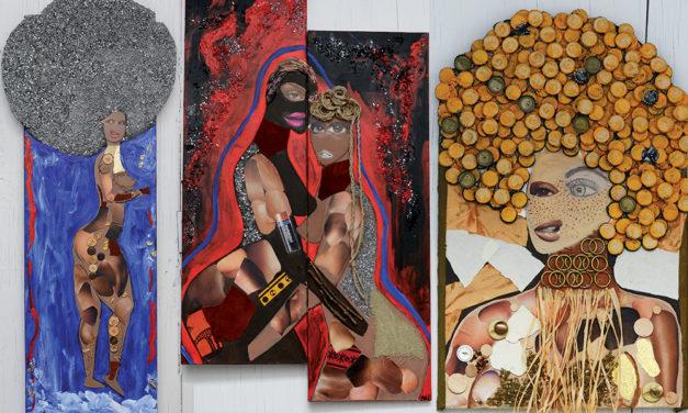 Larissa Danielle: Mixed Media Artist